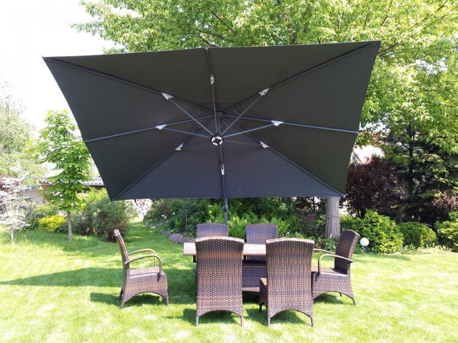 Зонт садовий і пляжний ELENA
