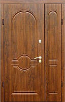 Входные двери Страж Полуторные 54