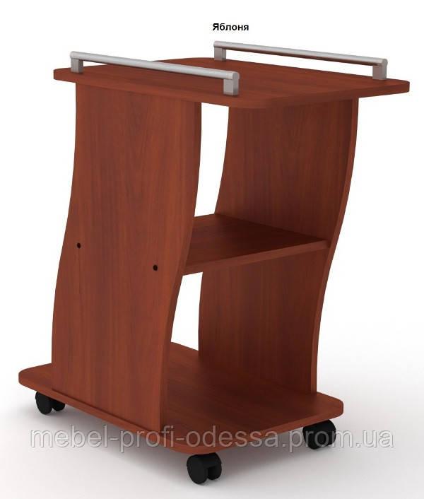 Вена 750х400х706 журнальный-чайный стол компанит