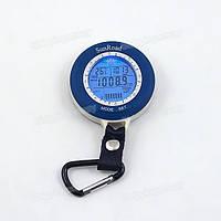 Барометр для рыбалки (термометр, альтиметр) брелок