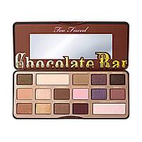 Палетка теней Too Faced Chocolate Bar (Чоколат Бар) реплика