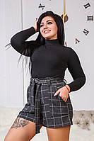 Женские шорты большого размера на зиму, фото 1