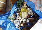 Оригинальный подарок мужчине с Медовухой, сладостями и аксессуарами, фото 2