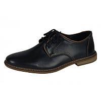 Туфли мужские Rieker 13422-01, фото 1