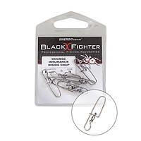 Карабин Black Spider двойной Insurance Snap 1
