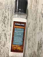 Морская соль с мельницей Kirkland Mediterranean Sea Salt, фото 1