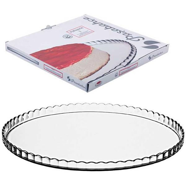 Блюдо плоске Pasabahce Patisserie 10352 - 28см