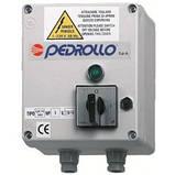 Скважинный насос 4SRm 2/9 F-PD + пульт QEM 0.75 Pedrollo Италия, фото 2