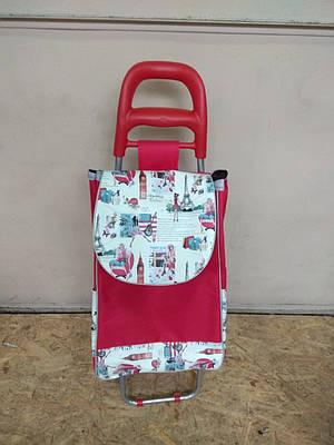 Тачка сумка с колесиками