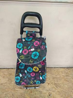 Хозяйственная сумка - тележка с колесами