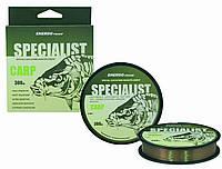 Волосінь Energofish ET Specialist Carp Brown-Green 300m 0.40 mm 18.58 kg (33200040)