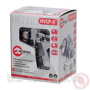 Краскораспылитель пневматический профессиональный HVLP II INTERTOOL PT-0100, фото 2