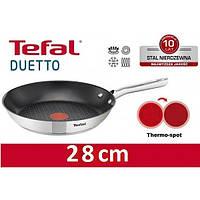 Сковородка TEFAL DUETTO 28 см, фото 1