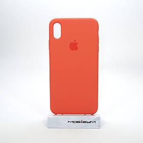 """Накладка Apple iPhone Xs Max {6.5 """"} orange [копія]"""