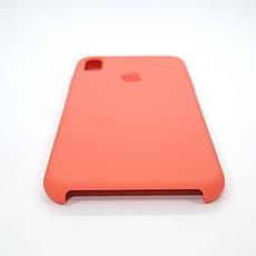 Накладка Apple iPhone XS Max orange, фото 2