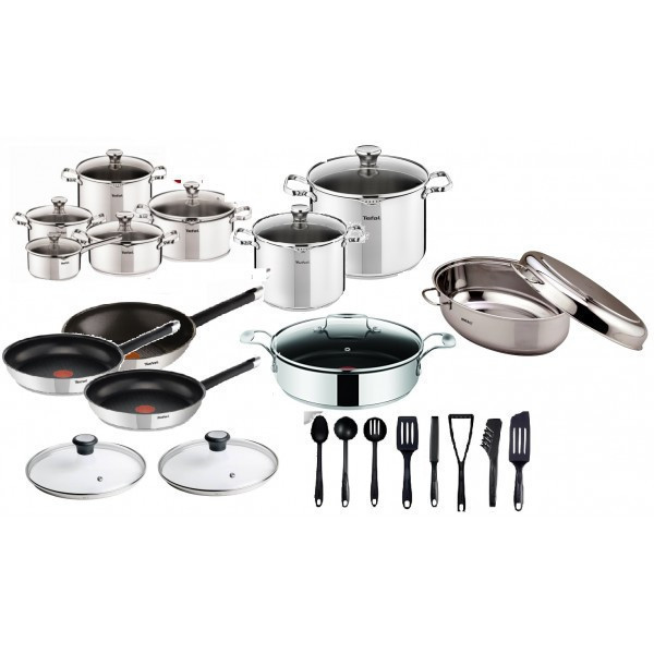 Набор посуды TEFAL DUETTO OLIVER