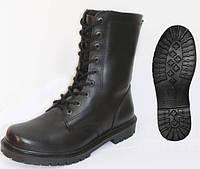 Военные ботинки демисезон, військові черевики демісезон | Progress Black