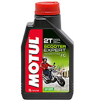 Масло Motul 2T Scooter Expert 1л