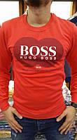 Мужская футболка с рукавами