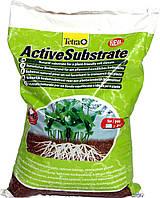 Tetra Active Substrate 6 л натуральный основной грунт для аквариума с растениями