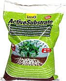 Tetra Active Substrate 3 л натуральный основной грунт для аквариума с растениями