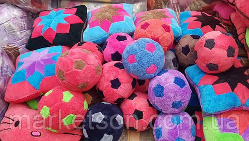 Оригинальный подарок! Декоративная подушка мяч, фото 2