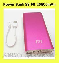 Power Bank S8 MI 20800mAh