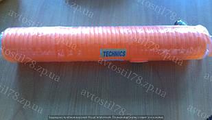 Шланг воздушный спиральный 10м. AIR-10M Technics Orange