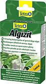 Tetra Algizit, 10 таблеток против водорослей на 200 л.