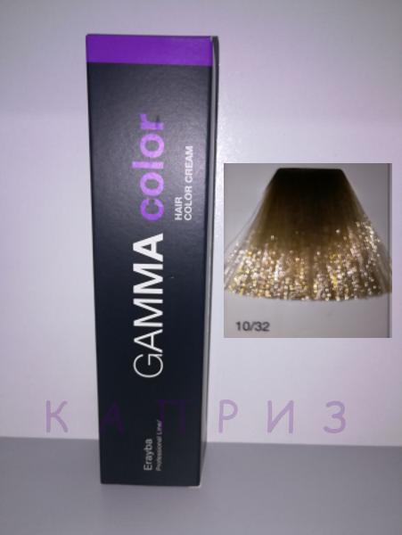 Фарба для волосся ERAYBA GAMMA 10/32