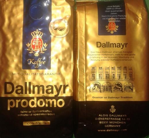 Кофе Далмаер Продомо 500 гр