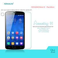 Защитное стекло Nillkin Anti-Explosion Glass для Huawei Honor 3C Lite, фото 1