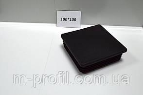 Заглушка квадратная 100*100, фото 2