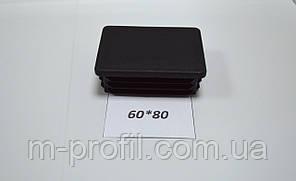 Заглушка прямоугольная 60*80, фото 2