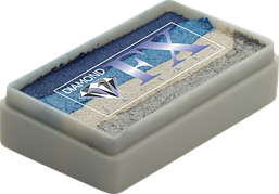 Аквагрим Diamond FX cплит кейк 28 g Загадочная Эльза