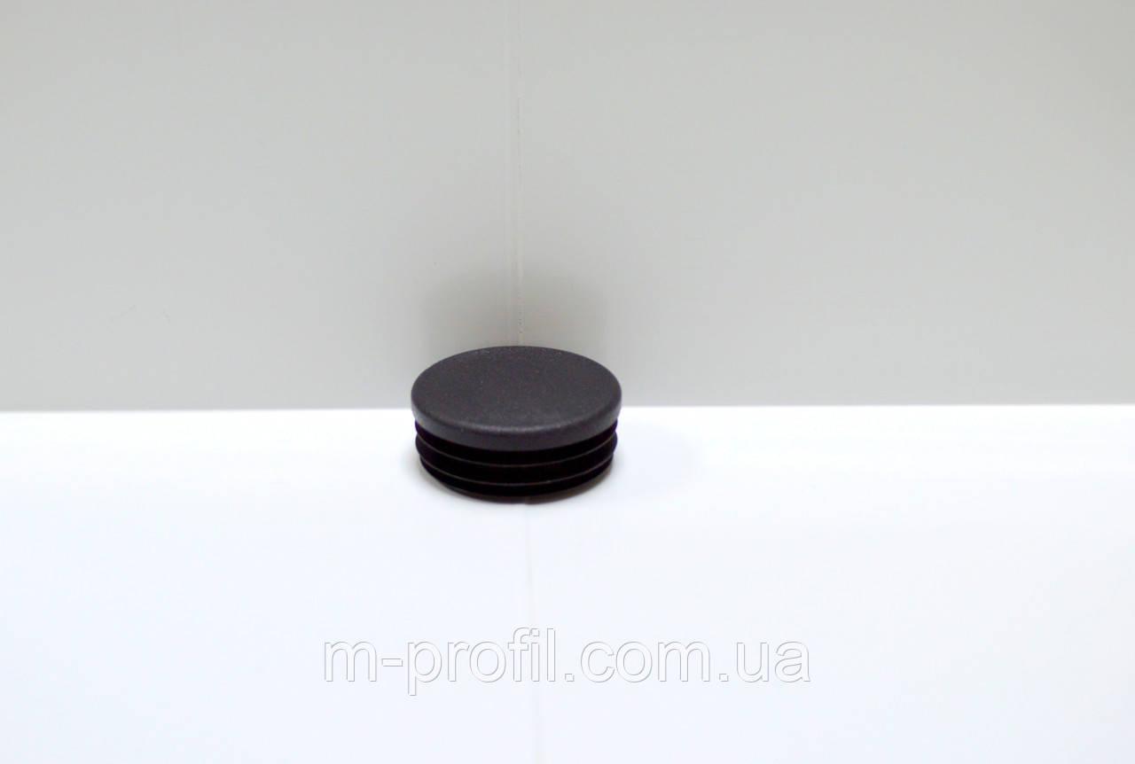 Заглушка круглая D=50