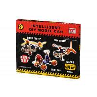 Конструктор Same Toy Inteligent DIY Model Car 3в1 125 эл. (58041Ut)