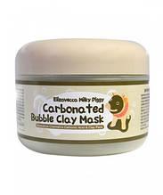 Маска для лица глиняно-пузырьковая Elizavecca Face Care Milky Piggy Carbonated Bubble Clay Mask (реплика)