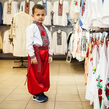 Костюм для мальчика в украинском стиле Козачок, фото 2