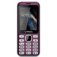 Мобильный телефон Sigma X-style 33 Steel Dual Sim Light Pink (4827798854952)