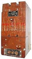Выключатель автоматический А3724, 160А