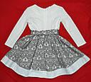 Платье нарядное с бантом для девочки (UMBO, Польша), фото 5