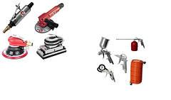 Компрессоры и пневмоинструменты
