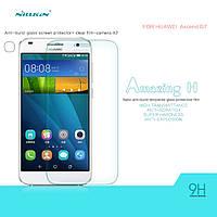 Защитное стекло Nillkin Anti-Explosion Glass для Huawei Ascend G7, фото 1
