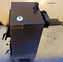 Не дорогой котел на твердом топливе Бритай КОТВ-18 мощностью 18кВт, фото 3