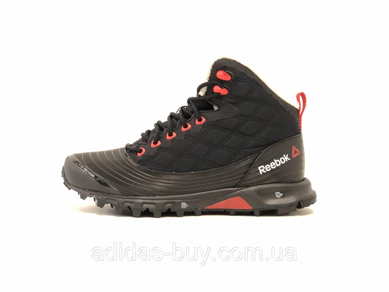 d0b76da9 Ботинки кроссовки женские оригинальные Reebok arctic sugar зимние BD4489  цвет: чёрный