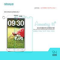 Защитное стекло Nillkin Anti-Explosion Glass для LG G Pro Lite Dual D686, фото 1