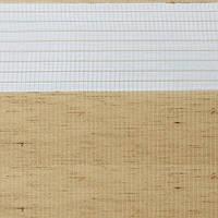 Готовые рулонные шторы 300*1300 Ткань ВН-99 Лён Бежевый