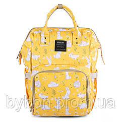 Сумка - рюкзак для мамы Зайка