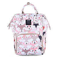 Сумка - рюкзак для мамы Лисички